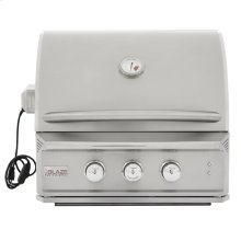 Blaze Professional 27-Inch 2 Burner Built-In Gas Grill With Rear Infrared Burner, With Fuel type - Propane