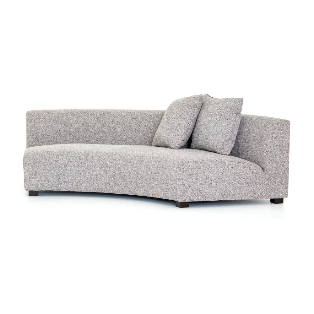 Astor Ink Cover Single - Right Arm Facing Configuration Liam Sectional