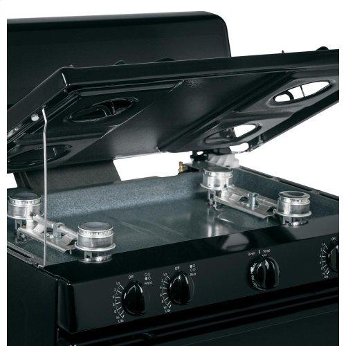 "Hotpoint® 30"" Free-Standing Gas Range"