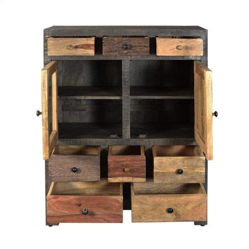 8 Drw 2 Dr Cabinet