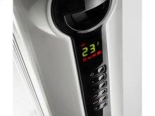 Radia S Eco Digital Programmable Portable Radiator Heater with Timer TRRS0715E  Delonghi US