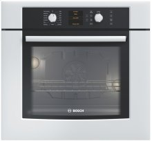 """30"""" Single Wall Oven 500 Series White"""
