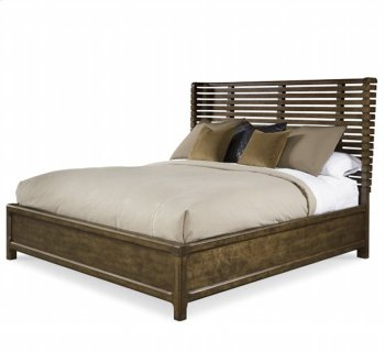 Echo Park Queen Shelter Bed Product Image