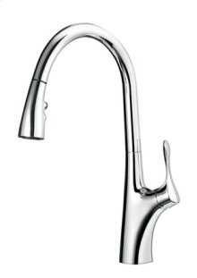 Blanco Napa Pull-down - Polished Chrome