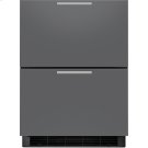 """24"""" Double-Refrigerator Drawers, Panel Ready Product Image"""