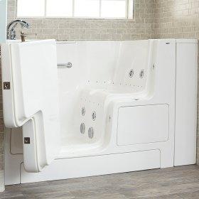 Value Series 32x52-inch Combo Massage Walk-in Tub  American Standard - White