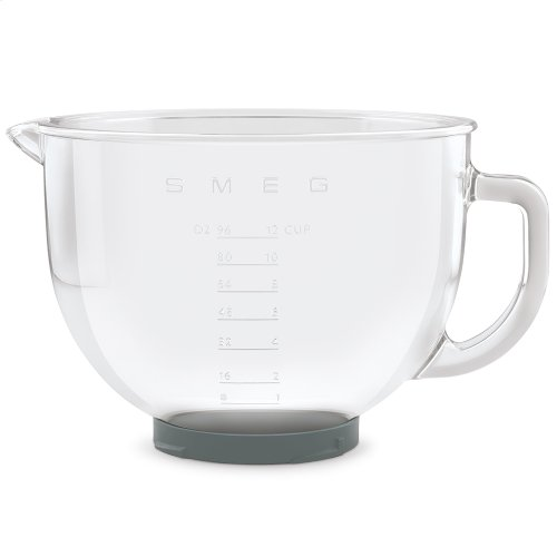 Standard Accessories Stand Mixer SMF03 Glass bowl