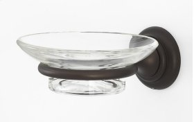 Charlie's Collection Soap Holder A6730 - Chocolate Bronze