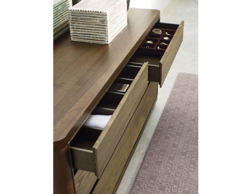 Howard Six Drawer Dresser