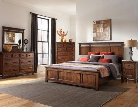 Wolf Creek Standard Bed