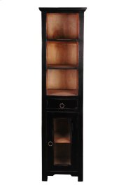 Sunset Trading Cottage Glazed Cabinet Product Image