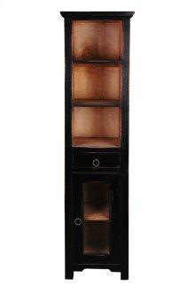 Sunset Trading Cottage Glazed Cabinet - Sunset Trading