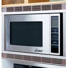 "Preference 24"" Microwave Oven in Anthracite Gray"