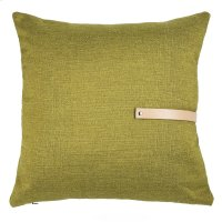 Lime Pillow. Product Image