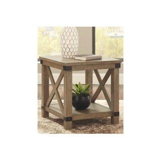 Aldwin End Table
