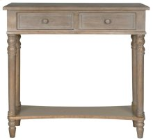 Abbott Console/grey - Weathered Beige