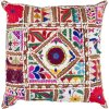 "Karma AR-068 18"" x 18"" Pillow Shell with Polyester Insert"