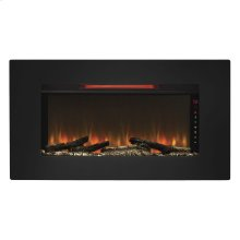 Elysium Wall Hanging Electric Fireplace