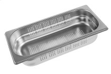 DGGL 5 Perforated steam oven pan For blanching or cooking vegetables, fish, meat and potatoes and much more