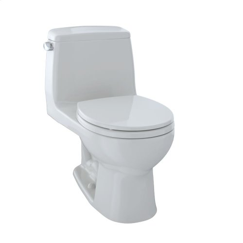 Ultimate® One-Piece Toilet, 1.6 GPF, Round Bowl - Colonial White