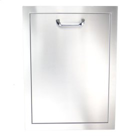 RCS Stainless Double Trash Drawer