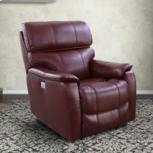 Julius Brick Power Recliner