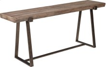 ED Ellen DeGeneres Hollyridge Live Edge Console Table