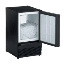 Black Field reversible ADA Series / ADA Height Compliant Crescent Ice Maker