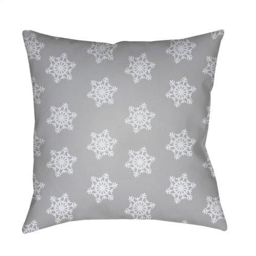 "Snowflakes HDY-099 18"" x 18"""