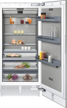 """400 Series Refrigeration Column With Fresh Cooling 32 °f Fully Integrated Niche Width 36"""" (91.4 Cm)"""