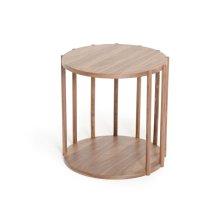 Modrest Lark Modern Walnut End Table