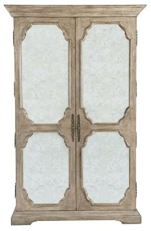 Campania Armoire in Campania Weathered Sand (370)