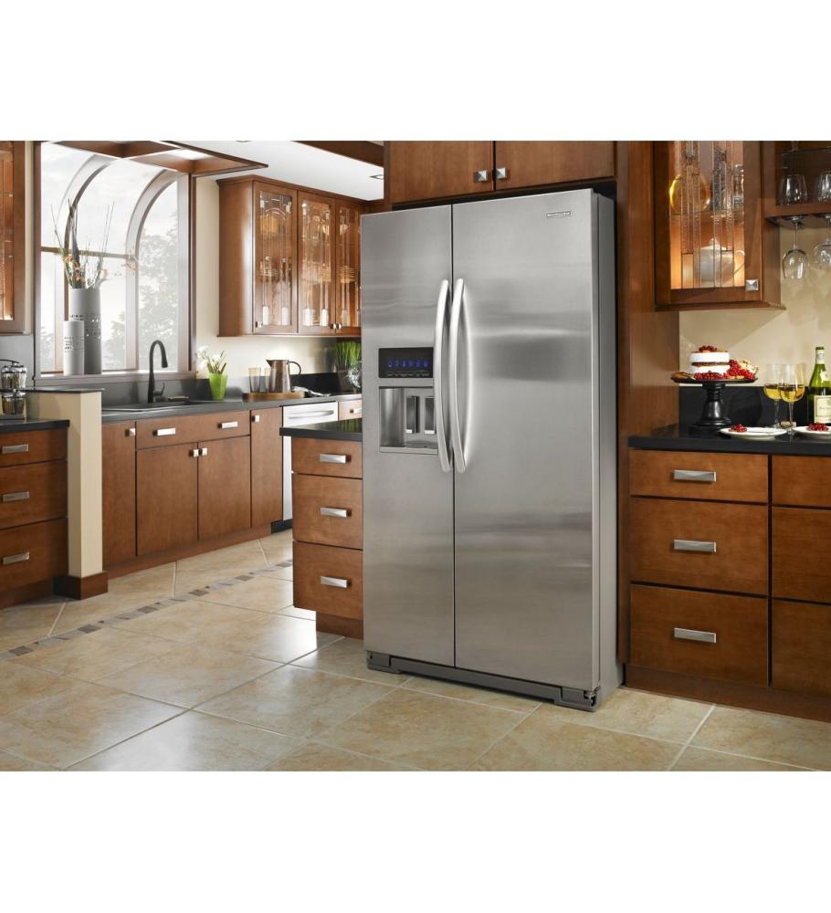 Get KitchenAid Refrigerators in MA | Side X Side KSF26C6XYY