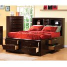 Phoenix Queen Bookcase Bed Product Image