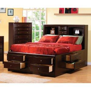 Queen Bed -