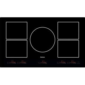 Blomberg36in induction cooktop, 5 burner