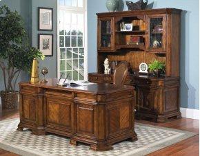 Madison Computer Desk Hutch