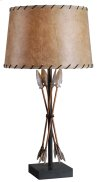 Bound Arrow - Table Lamp