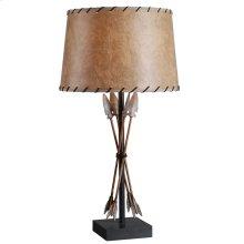 Bound Arrow - Table Lamp
