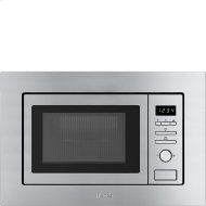 "24"" Built-in Microwave Oven Fingerprint-Proof Stainless Steel"