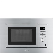 "60CM (Approx 24"") Built-in Microwave Fingerprint-Proof Stainless Steel"