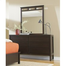 Mirror - Dark Chocolate Finish