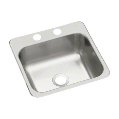 "Secondary Sink, 15"" x 15"""