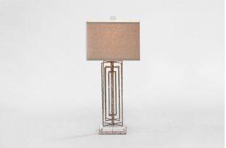 Tucker Silver Lamp