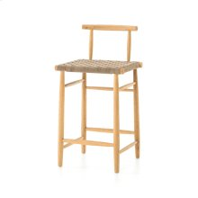 Counter Stool Size Briar Bar + Counter Stool
