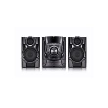 LG XBOOM 200W Hi-Fi Shelf System with 3-CD, Cassette and Bluetooth® Connectivity