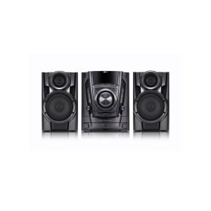 LG AppliancesLG XBOOM 200W Hi-Fi Shelf System with 3-CD, Cassette and Bluetooth(R) Connectivity