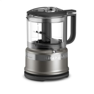 Kitchenaid3.5 Cup Food Chopper - Cocoa Silver