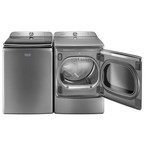 "Maytag® Top Load Large Capacity Agitator Washer "" 6.0 cu. ft. - Metallic Slate"