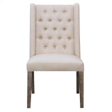 Burnham Rustic Beige Dining Chair